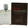 Terre d'Hermes Eau Tres Fraiche Eau De Toilette Spray .42 oz for men by Hermes
