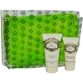 Eau d'Hadrien 2 Piece Set With Shampoo 1.3 oz & Hair Conditioner .85 oz & Clear Bag for women by Annick Goutal
