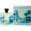 Chrome Summer Edt Spray 3.4 oz (Limited Edition 2014)  for men by Azzaro