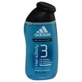 Adidas After Sport 3 Body & Hair Shower Gel 8.4 oz (Developed With Athletes) for men by Adidas