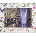 Lolita Lempicka Eau De Parfum Spray 3.4 oz & Body Cream 3.4 oz for women by Lolita Lempicka