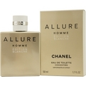 ALLURE EDITION BLANCHE Cologne door Chanel