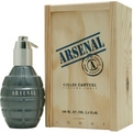 ARSENAL BLUE Cologne de Gilles Cantuel