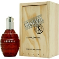 ARSENAL RED Cologne de Gilles Cantuel