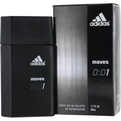Adidas Moves 0:01 Cologne da Adidas