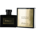 BALDESSARINI STRICKLY PRIVATE Cologne pagal Hugo Boss