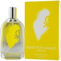 BENETTON GIALLO Perfume z Benetton