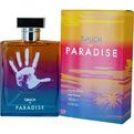 BEVERLY HILLS 90210 TOUCH OF PARADISE Perfume poolt