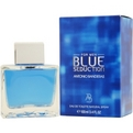 BLUE SEDUCTION Cologne poolt Antonio Banderas
