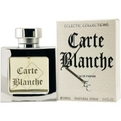 CARTE BLANCHE Cologne par Eclectic Collections