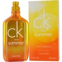 CK ONE SUMMER Fragrance ar Calvin Klein