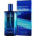 COOL WATER PURE PACIFIC Cologne by Davidoff