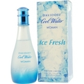 COOL WATER SUMMER ICE FRESH Perfume ar Davidoff