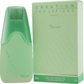 CREATION THE VERT Perfume által Ted Lapidus