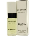 CRISTALLE EAU VERTE Perfume by Chanel
