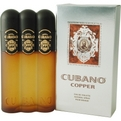 CUBANO COPPER Cologne par Cubano