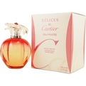 DELICES DE CARTIER EAU FRUITEE Perfume by Cartier