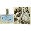 DKNY LOVE FROM NEW YORK Cologne ved Donna Karan