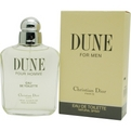 DUNE Cologne z Christian Dior