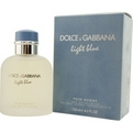 D & G LIGHT BLUE Cologne ved Dolce & Gabbana