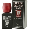 ENGLISH LEATHER BLACK Cologne by Dana