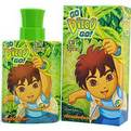 GO DIEGO Cologne by Nickelodeon