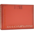 GUCCI RUSH SUMMER Perfume poolt Gucci