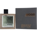 HE WOOD ROCKY MOUNTAIN Cologne esittäjä(t): Dsquared2