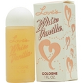 LOVES WHITE VANILLA Perfume da Dana