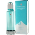 SWISS ARMY MOUNTAIN WATER Perfume av Victorinox
