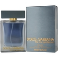 THE ONE GENTLEMAN Cologne ved Dolce & Gabbana