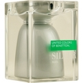 UNITED COLORS OF BENETTON SILVER Cologne by Benetton