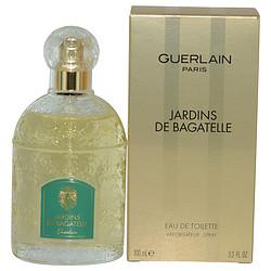 Jardins de bagatelle eau de toilette for women by guerlain - Jardin de bagatelle parfum ...