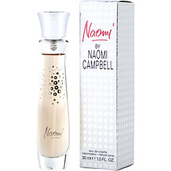 naomi by naomi campbell eau de toilette for women by naomi. Black Bedroom Furniture Sets. Home Design Ideas