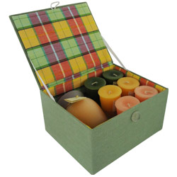 Candle Gift Box Chelsea (New)