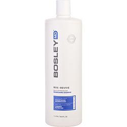 Bosley Bos Revive Nourishing Shampoo Visibly Thinning Non Color Treated Hair 33.8 oz