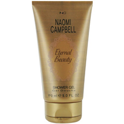 naomi campbell eternal beauty shower gel for women by. Black Bedroom Furniture Sets. Home Design Ideas