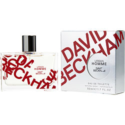 David Beckham Urban Homme
