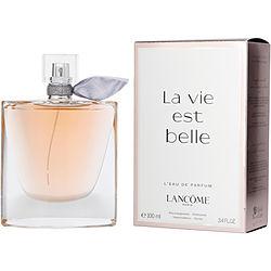 La Vie Est Belle L'Eau De Parfum Spray 3.4 oz by Lancome