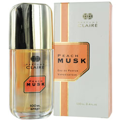 PARFUMS CLAIRE PEACH MUSK