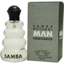 SAMBA NATURAL MAN Cologne da Perfumers Workshop #115921