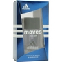ADIDAS MOVES Cologne Autor: Adidas #128204