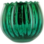FLUTED MERCURY BOWL Candles od  #195937