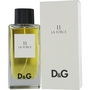 D & G 11 LA FORCE Cologne by Dolce & Gabbana #202893