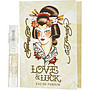 ED HARDY LOVE & LUCK Perfume z Christian Audigier #207238
