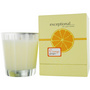 ORANGE GINGER - LIMITED EDITION Candles oleh Exceptional Parfums #209943