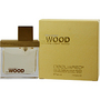 SHE WOOD GOLDEN LIGHT WOOD Perfume by Dsquared2 #244122