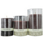 MOCHA LATTE SCENTED Candles ar Mocha Latte Scented